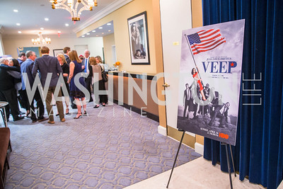 Photo by Alfredo Flores. Veep Screening. Motion Picture Association of America. April 13, 2017
