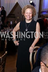 Debra Lee. Photo by Tony Powell. WPA 50th Anniversary Gala. Mellon Auditorium. March 11, 2017