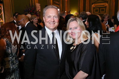 Photo by Tony Powell. WPA 50th Anniversary Gala. Mellon Auditorium. March 11, 2017
