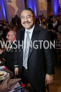 Bob Hisaoka. Photo by Tony Powell. WPA 50th Anniversary Gala. Mellon Auditorium. March 11, 2017