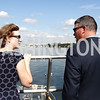 Liz Price, John Lake. Photo by Tony Powell. Wharf Water Taxi Preview. October 10, 2017