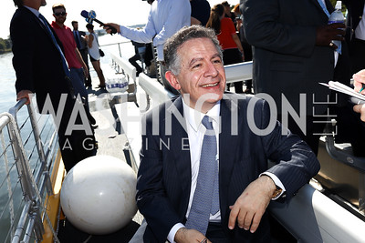 Madison Marquette Chairman Amer Hammour. Photo by Tony Powell. Wharf Water Taxi Preview. October 10, 2017