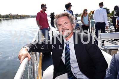 Entertainment Cruises CEO Kenneth Svendsen. Photo by Tony Powell. Wharf Water Taxi Preview. October 10, 2017.JPG