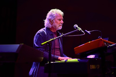 Chuck Leavell. White House Correspondent's Jam.  Photo by Joy Asico. The Hamilton Live. April 28, 2017