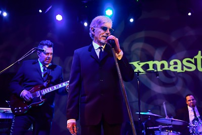 Billy Bob Thornton and The BoxMasters. White House Correspondent's Jam.  Photo by Joy Asico. The Hamilton Live. April 28, 2017