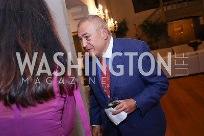 Tony Podesta. Photo by Tony Powell. 2017 Seeds of Peace Dinner. Villa Firenze. November 7, 2017