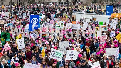 Women's March on Washington l Erin Schaff