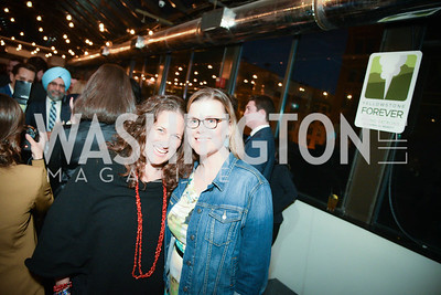 Julia Cohen, Heather White, Yellowstone Forever Young Patrons Benefit, The Hawthorne, May 4, 2017. Photo by Ben Droz