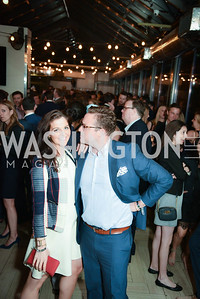 Katelyn Rieley Johnson, Benny Johnson, Yellowstone Forever Young Patrons Benefit, The Hawthorne, May 4, 2017. Photo by Ben Droz