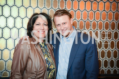Tammy Haddad, Daniel Lippman, Yellowstone Forever Young Patrons Benefit, The Hawthorne, May 4, 2017. Photo by Ben Droz
