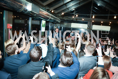 Mitt Romney, Yellowstone Forever Young Patrons Benefit, The Hawthorne, May 4, 2017. Photo by Ben Droz