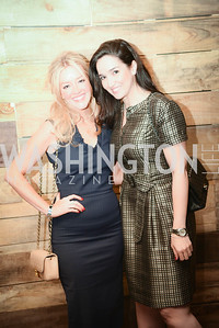 Jayne Visser, Narges Gheissari, Yellowstone Forever Young Patrons Benefit, The Hawthorne, May 4, 2017. Photo by Ben Droz