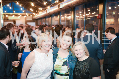 Patti Rooney, Heather White, Celeste Rooney, Yellowstone Forever Young Patrons Benefit, The Hawthorne, May 4, 2017. Photo by Ben Droz