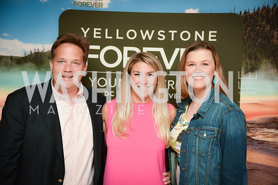 Robert Mathias, Jackie Rooney, Heather White, Yellowstone Forever Young Patrons Benefit, The Hawthorne, May 4, 2017. Photo by Ben Droz