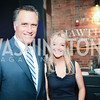 Mitt Romney, Jayne Visser, Yellowstone Forever Young Patrons Benefit, The Hawthorne, May 4, 2017. Photo by Ben Droz
