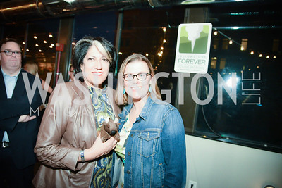 Tammy Haddad, Heather White, Yellowstone Forever Young Patrons Benefit, The Hawthorne, May 4, 2017. Photo by Ben Droz