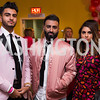 Musa Saleem, Tariq Shah, Anika Shah Young Patrons National Theatre Fundraiser November 30, 2017 Photo by Naku Mayo