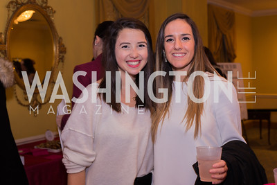 Christiana Grafton, Kate Cooney Young Patrons National Theatre Fundraiser November 30, 2017 Photo by Naku Mayo