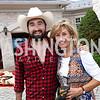 Jason Zuccari, Denise Reilly. Photo by Tony Powell. Jason Zuccari 30th Birthday Party. September 16, 2017