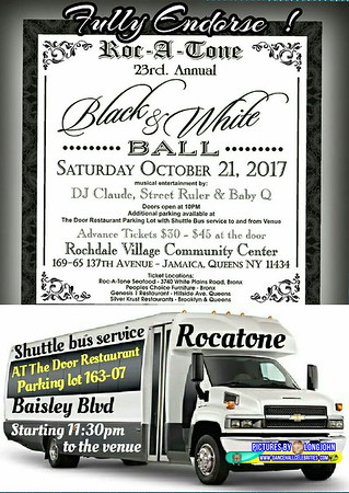 "ROCATONE ""23rd ANNUAL BLACK & WHITE BALL 2017""(20)"