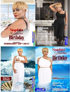 Sat. Feb. 18 - SOPHIA aka PEACHES B'DAY CELEBRATION