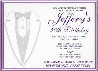 "JEFFREY CELEBRATE HIS ""50TH BIRTHDAY BASH""(15)"