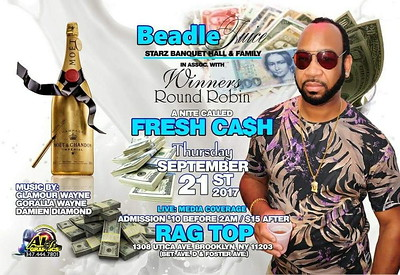 "BEAGLE JUICE ""WINNERS ROUND ROBIN / FRESH CASH""(0)"