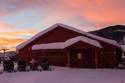 #10 Ski patrol Base