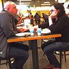 Couple at Whole Foods
