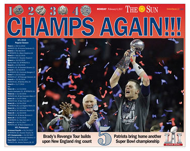 2017 Patriots Front Page