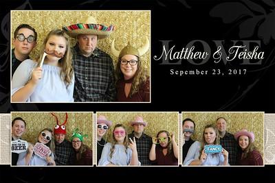 Breazile Wedding Photobooth 9.23.2017