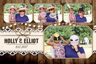 Bromeland Wedding Photobooth 8.12.2017