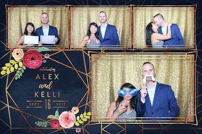 Cadelinia Wedding Photobooth 9/16/2017