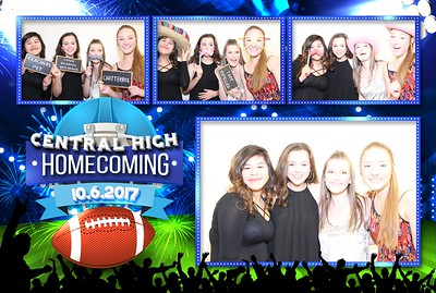 Central High School Homecoming 2017