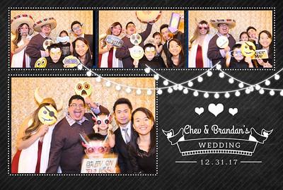Chambers Wedding Photonbooth 12.31.2017