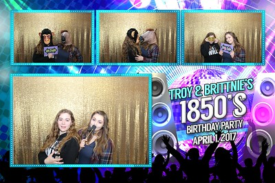 Cory Birthday Party 4.1.2017