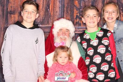 Photos With Santa 12/3