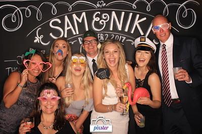 Sam + Niki Thompson