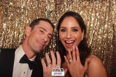 Congrats Karina & Rick