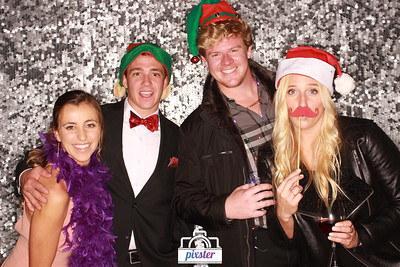 San Diego Holiday Party KPMG