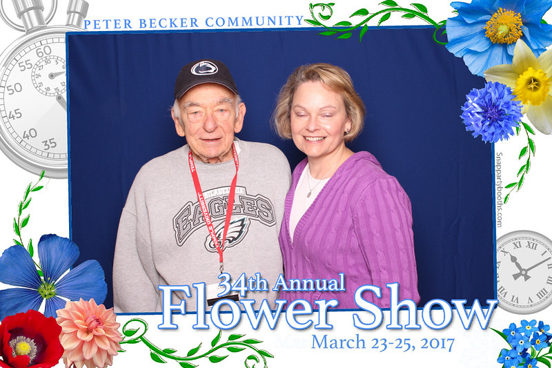 34th Annual Flower Show at the Peter Becker Community 2017