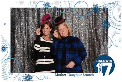 Baldwin School Class of 2017 Mother-Daughter Brunch