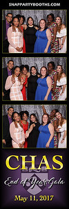 CHAS End of Year Gala 2017 at The Inn at Penn