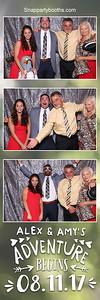 Ecklund-Hall Wedding at Normandy Farms 2017