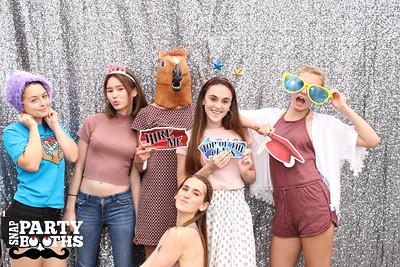 Erin's Graduation Party 2017