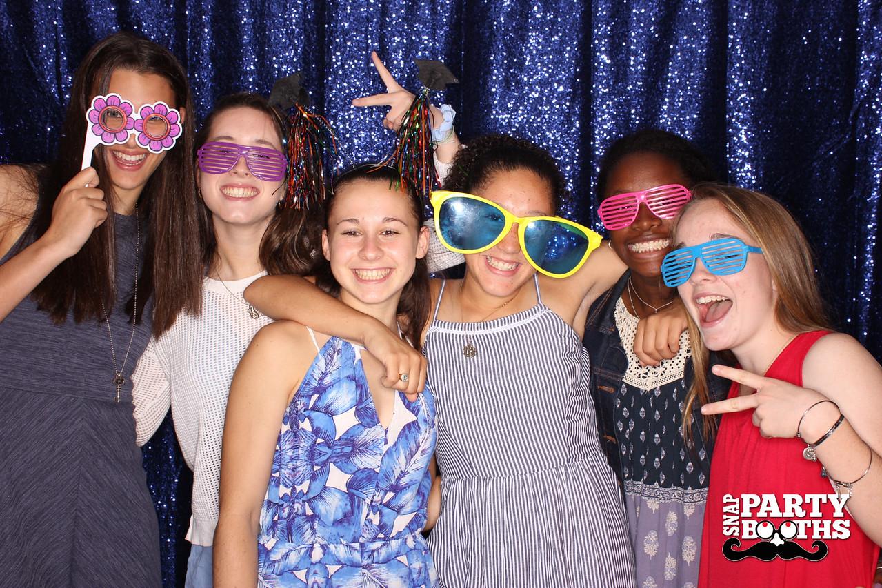 Jen's Grad Party 2017 Baldwin School