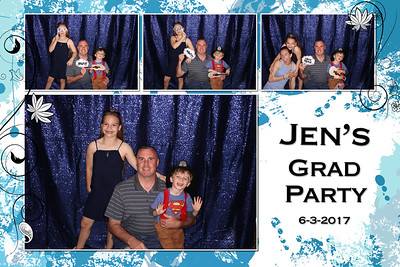 Jen's Grad Party 2017 Baldwin School
