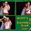 Matt's 50th Birthday Fiesta Bash 2017