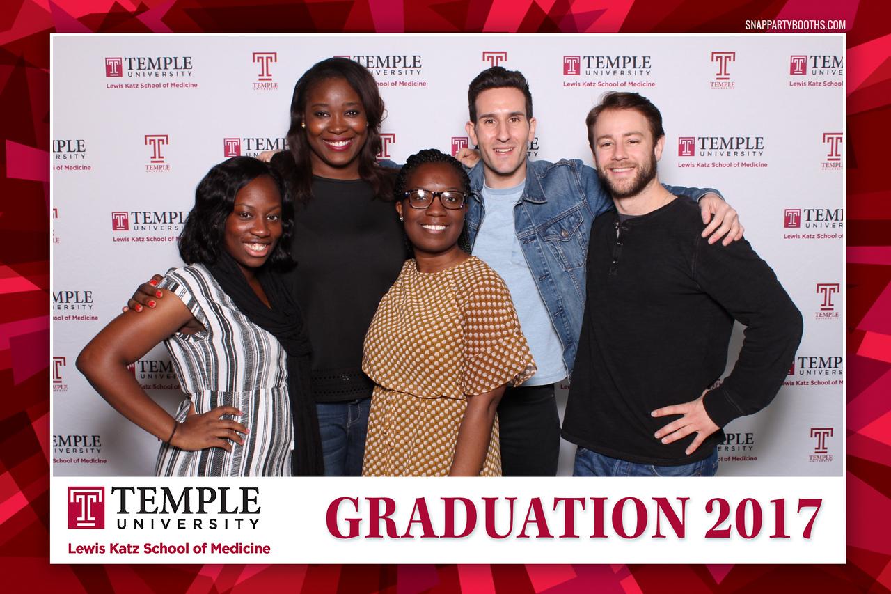 Lewis Katz School of Medicine Temple University Graduation 2017