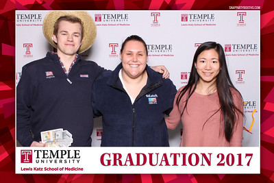 Lewis Katz School of Medicine Temple University Graduation 2017